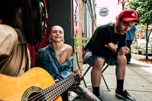 儀器, 刺青, 吉他, 吉他手 的 免費圖庫相片