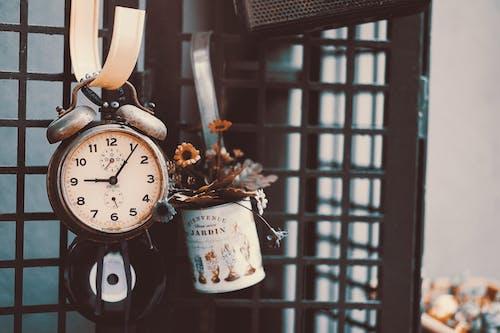 Ingyenes stockfotó antik, ébresztőóra, idő, múltidéző témában