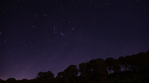 Free stock photo of all star, backlight, heaven, Sky Garden