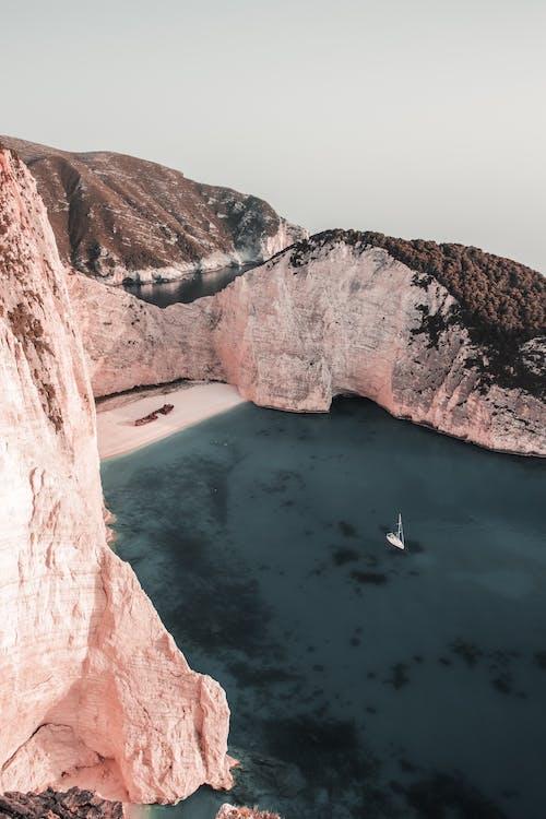 Základová fotografie zdarma na téma cestování, denní světlo, fotka zvysokého úhlu, geologie