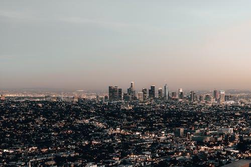 Photos gratuites de bâtiments, centre-ville, citadin, d'en haut