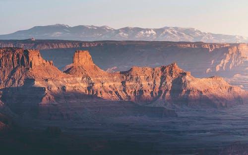 Darmowe zdjęcie z galerii z geologia, góra, kanion, krajobraz
