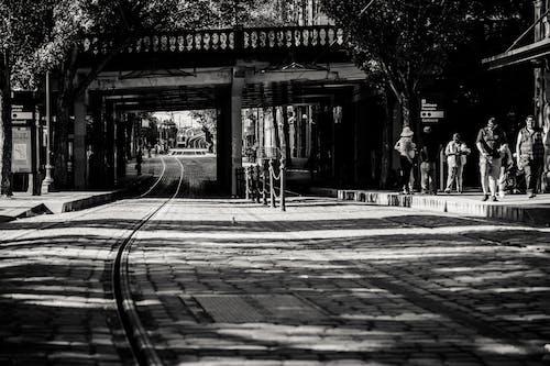 Gratis stockfoto met straat, tramlijn, tramlijnen, Tramway