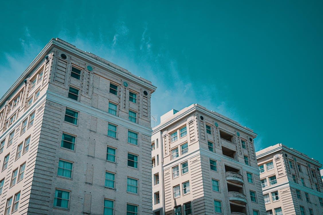 apartmány, architektúra, budovy