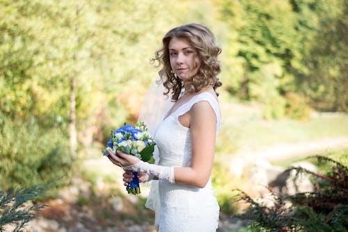 Gratis lagerfoto af blomst, brud, bryllup, buket