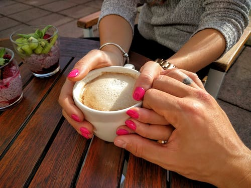 Ảnh lưu trữ miễn phí về bát, cà phê, cà phê cappuccino, cặp vợ chồng