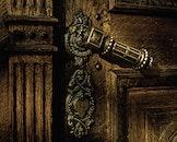 wood, vintage, door
