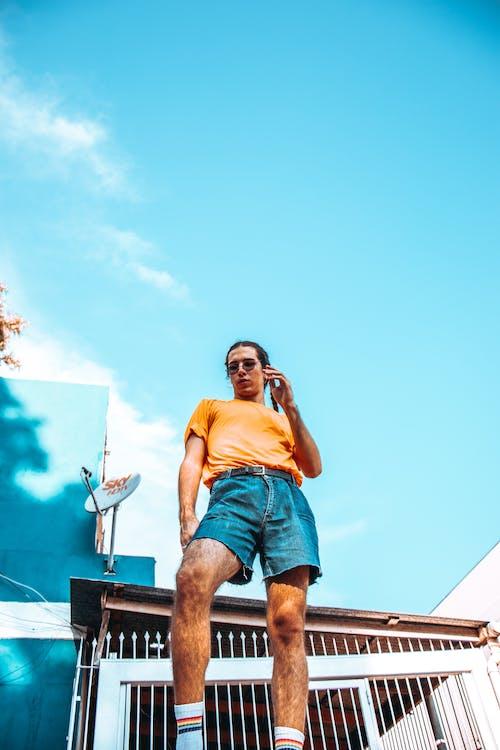 Gratis stockfoto met blauwe lucht, buiten, buitenshuis, daglicht