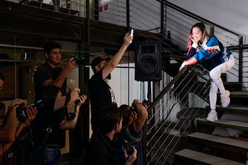 Kostenloses Stock Foto zu asiatin, asiatische modell, aufführung, auftritt