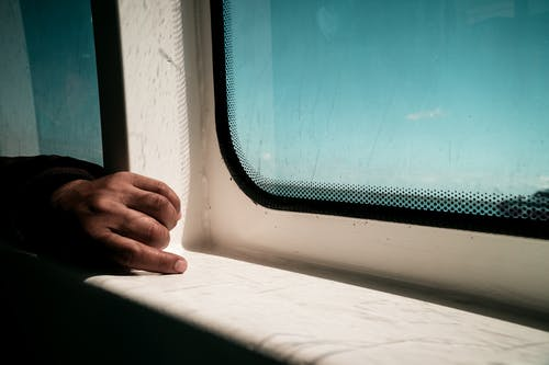 Free stock photo of boat, hand, summer