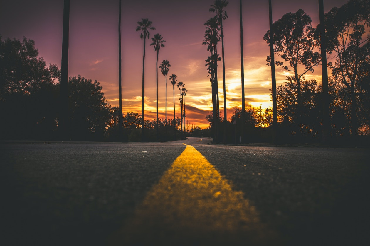 The best cameras setting for sunset photography