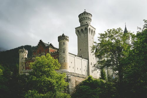 View of Castle Tower