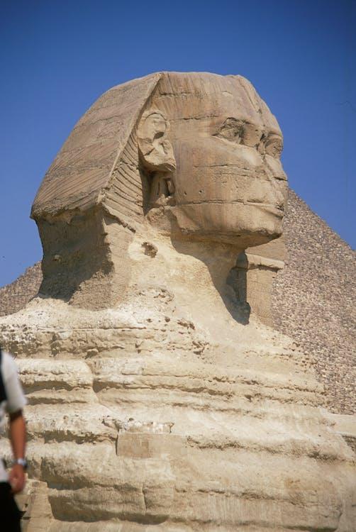Археологія, архітектура, Великий Сфінкс