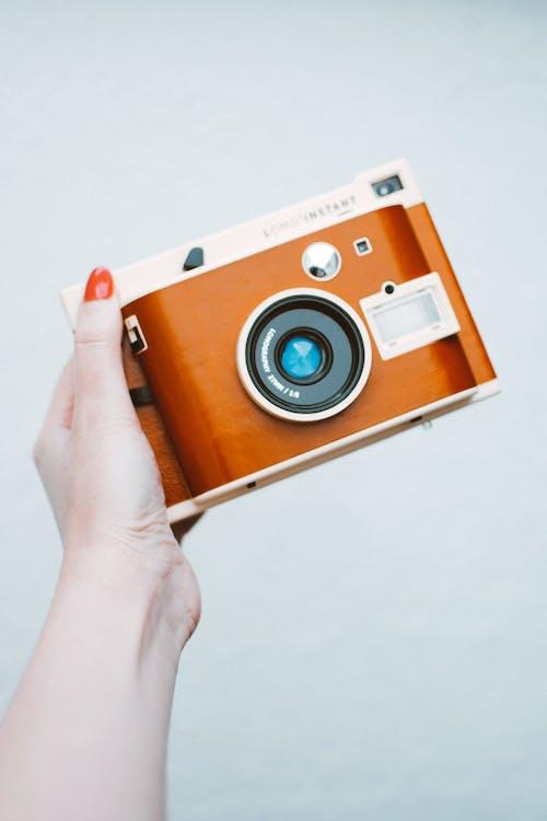 Δωρεάν στοκ φωτογραφιών με vintage, αντίκα, ηλεκτρονικά είδη, κάμερα