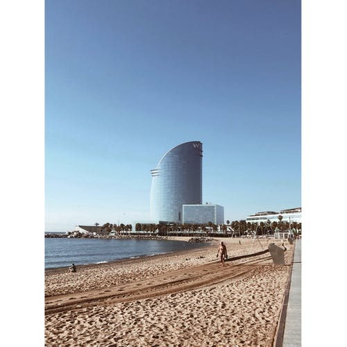 Kostnadsfri bild av arkitektur, byggnader, dagsljus, hav