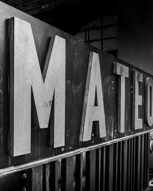 คลังภาพถ่ายฟรี ของ ขาวดำ, ดาวน์ทาวน์แอล, ตัวเมือง, รถไฟฟ้าใต้ดิน