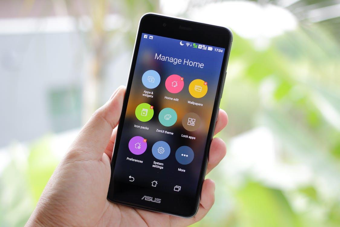 älypuhelin, elektroniikka, kännykkä