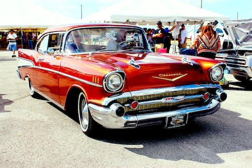 Gratis stockfoto met amerikaanse auto, auto show, auto's, autobeurs