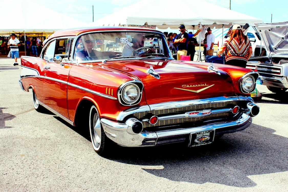 amerikaanse auto, auto, auto show