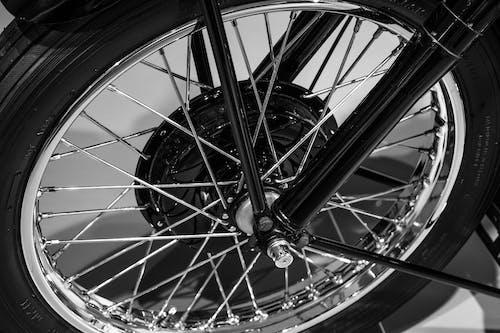 Imagine de stoc gratuită din alb-negru, aspect, automobil, Chrome