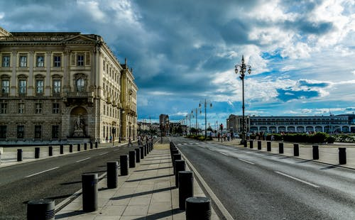 Fotos de stock gratuitas de arquitectura, calle, capital, carretera