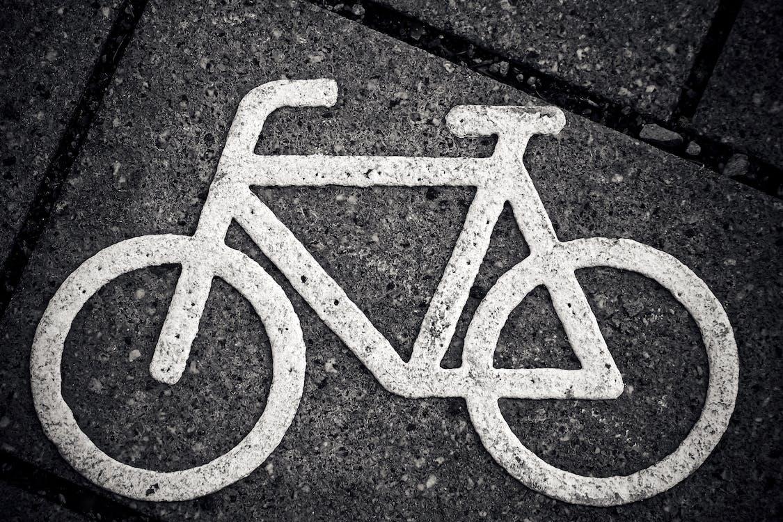 asfalt, bisiklet sürmek, bisikletçiler