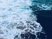 sea, water, ocean