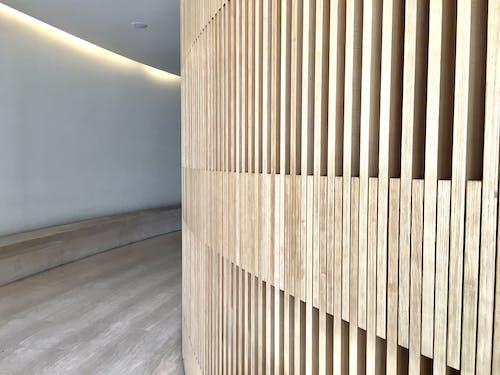 Darmowe zdjęcie z galerii z architektura, drewniany, drewno, jasny