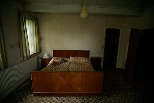 Imagine de stoc gratuită din acasă, apartament, cadru de pat, cameră