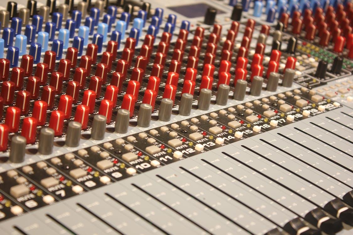 Close-up of a Mixer