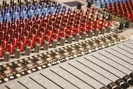 technology, music, row