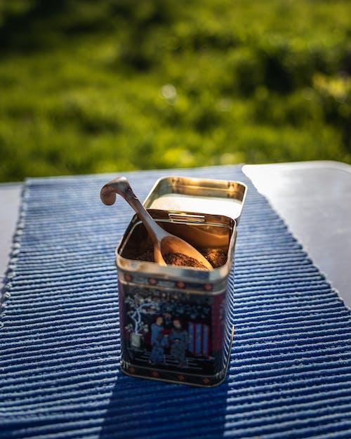 açık, açmak, bulanıklık, dondurma topu içeren Ücretsiz stok fotoğraf