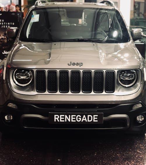 Fotos de stock gratuitas de coche, comprando, gris, jeep