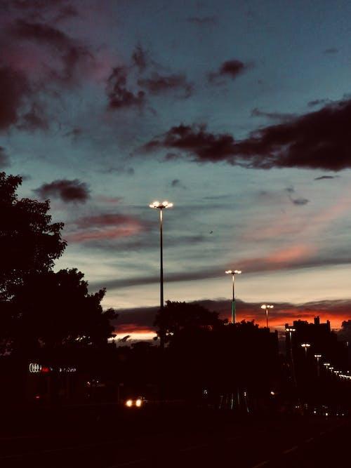 Fotos de stock gratuitas de calles, cielo de la ciudad, ciudad, colores