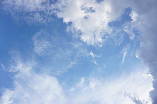 Immagine gratuita di cielo azzurro, nuvole
