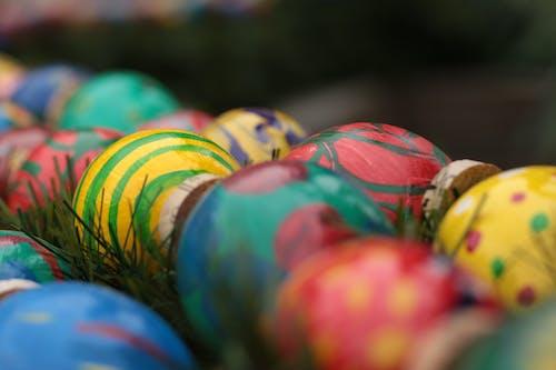 Foto profissional grátis de cheio de cor, oriental, ostereier, ostern