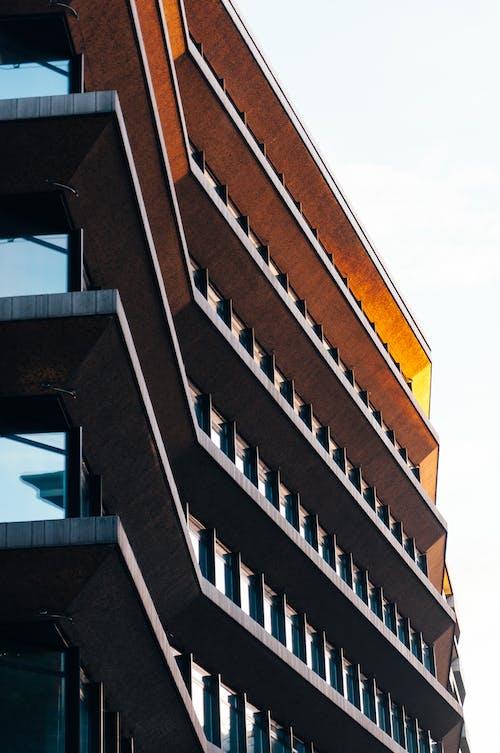 Foto profissional grátis de arquitetura, construção