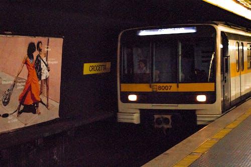 Základová fotografie zdarma na téma 8007, crocetta, lehký, metro