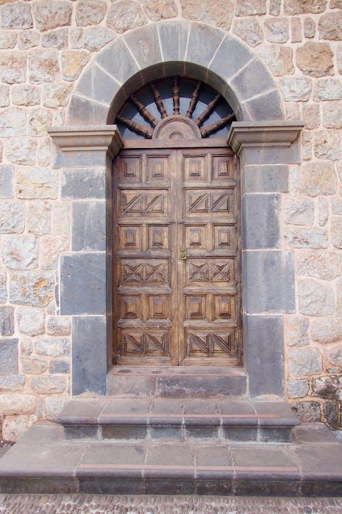 Gratis lagerfoto af arkitektur, dør, portal, Tempel