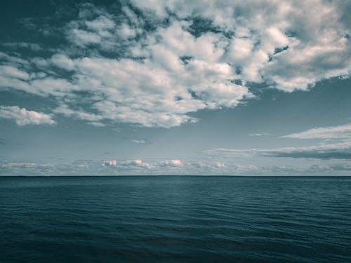 Gratis arkivbilde med hav, himmel, horisont, natur