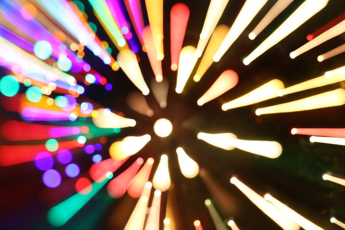 Immagine gratuita di bokah, bokeh, colore