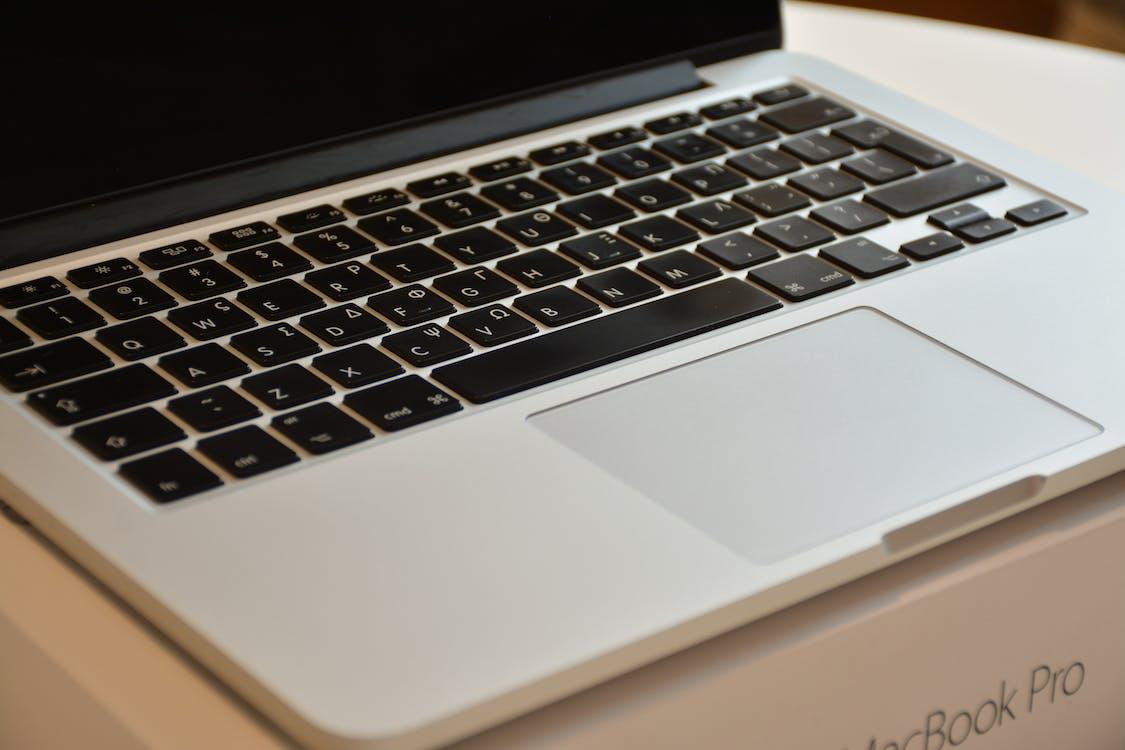 apple, elektroniikka, kannettava tietokone
