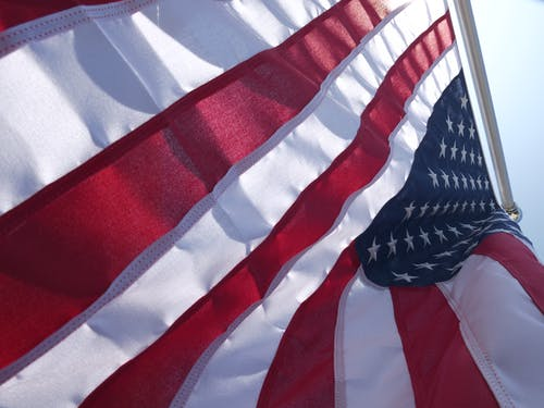 Free stock photo of america, American flag, ensign, flag