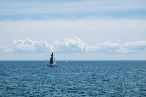 Imagine de stoc gratuită din albastru, bărci, concediu, naviga