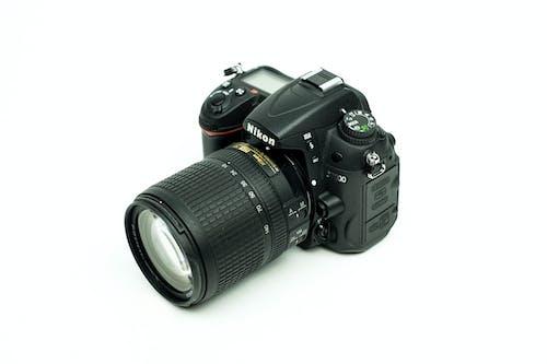 Imagine de stoc gratuită din aparat de fotografiat, d7000, DSLR, electronice