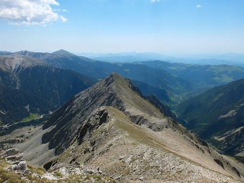 Gratis lagerfoto af bjerge, eventyr, natur