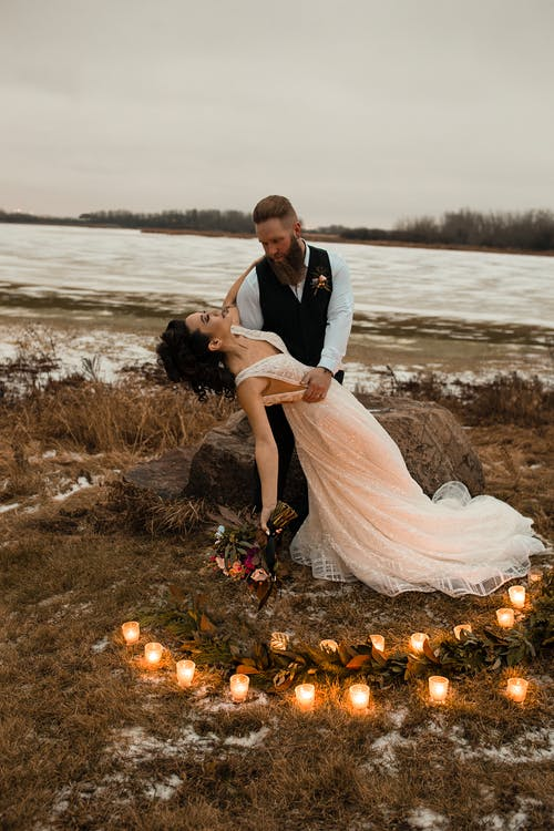 a l'aire lliure, amor, boda