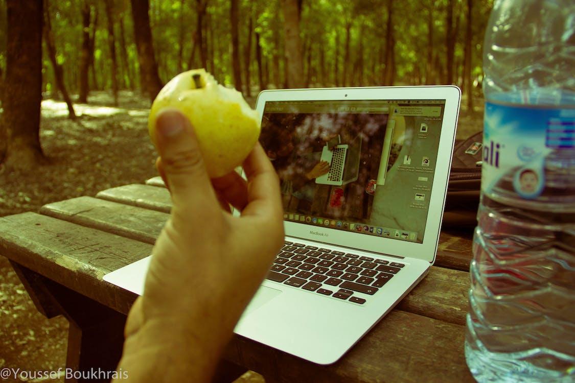 apple, mac, omena