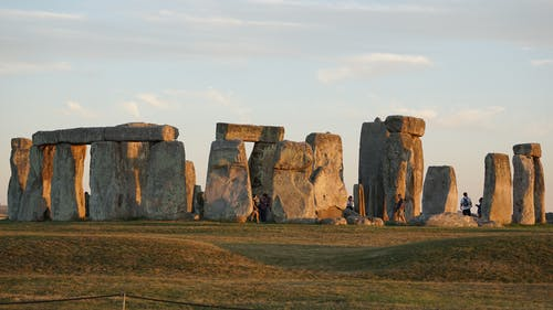 Photo of The Stonehenge Historical landmark in England