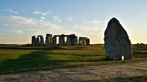 Photo of The Stonehenge Historical landmark in England